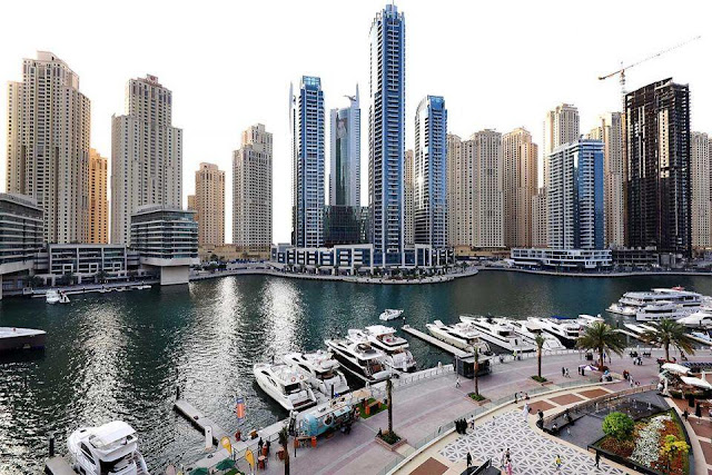 Revealed: how #UAE property price declines compare globally - Arabianbusiness