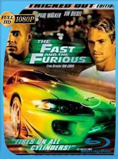 Rapido y Furioso 1 2001 HD [1080p] Latino [Mega] dizonHD