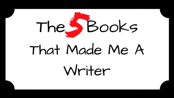 SpeechTeach: 5 Books That Made Me a Writer