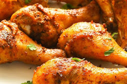 Healthy Recipes | Bаkеd Gаrlіс Pарrіkа Chісkеn Drumsticks