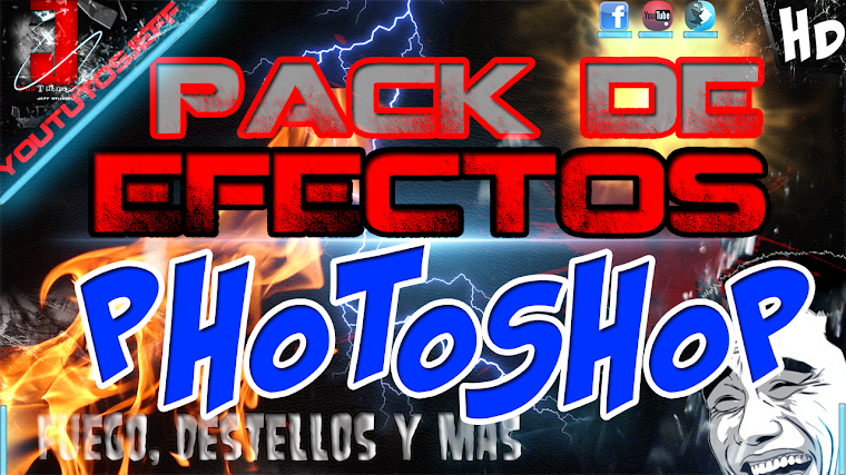 PACK DE EFECTOS PARA PHOTOSHOP | 2015