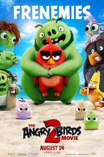 The Angry Birds Movie 2 2019 Dual Audio ORG 720p BluRay