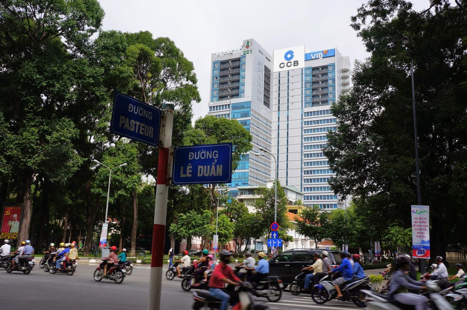 Ho Chi Minh City Walking Tour