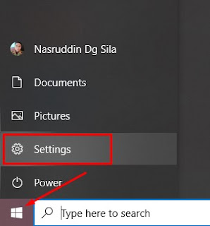 Periksa Pembaruan Windows