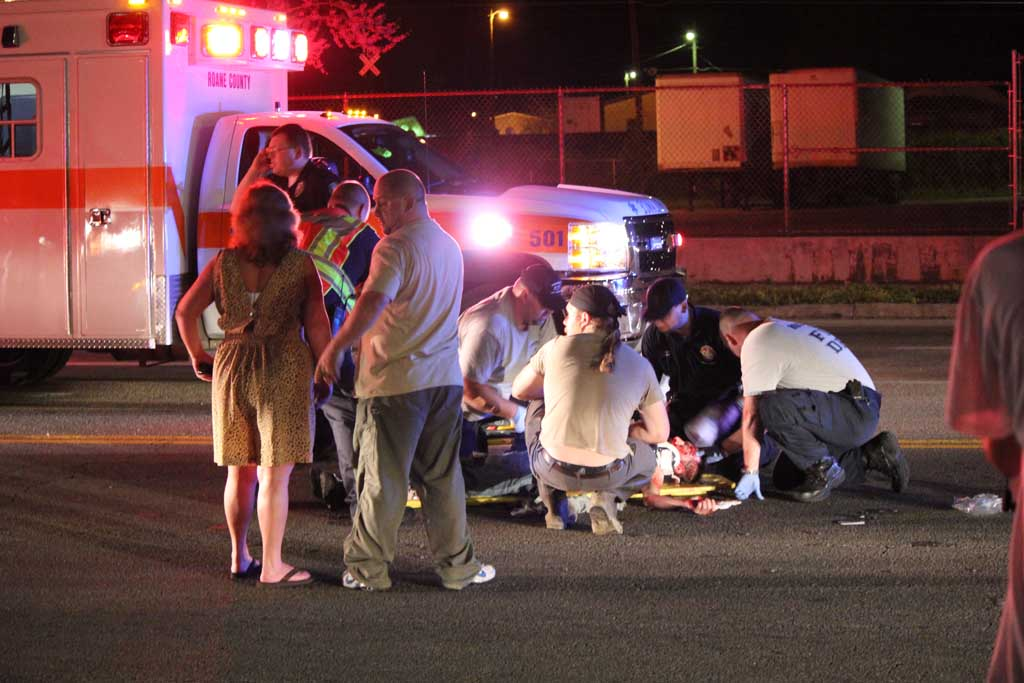Dragonaters Rockwood Pedestrian Robert Nelson Hit By Suv Dies From Injuries