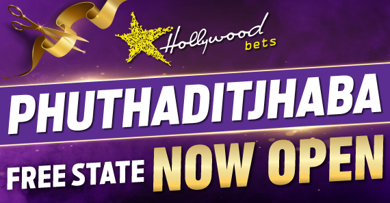 Hollywoodbets Phuthaditjhaba Now Open