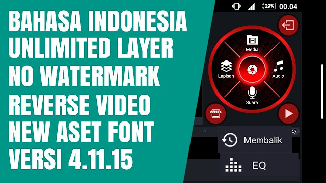 Download Kinemaster Pro Indonesia V4 By Satriyha ID [SUPPORT 4K] APK Download