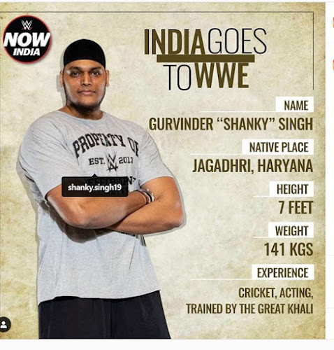 CWE  champion shanky singh, upcoming india's best wrestler, CWE