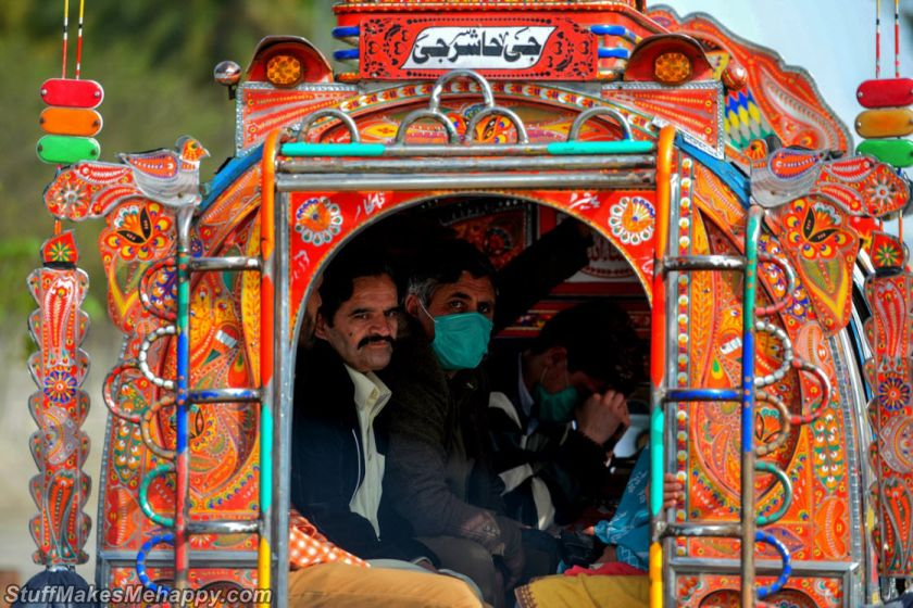 Interesting Photos from Pakistan in Coronavirus Pandemic