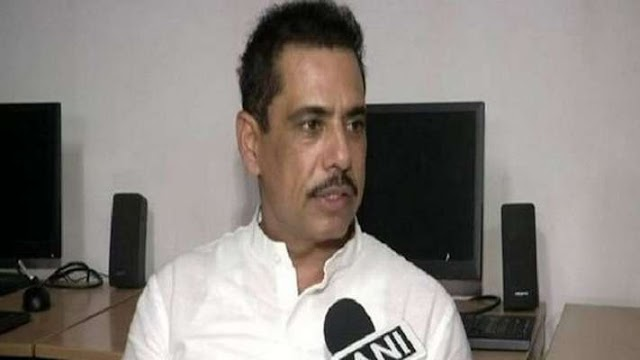 'Proud of you': Robert Vadra to wife Priyanka after 'manhandling' by UP cops