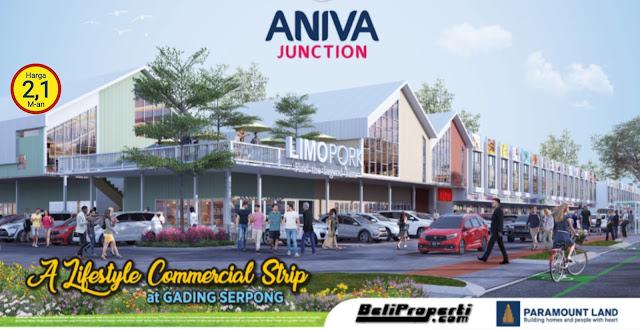 aniva junction gading serpong