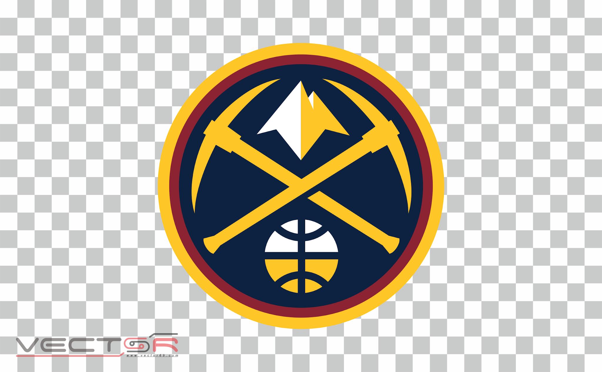 Denver Nuggets Logo - Download .PNG (Portable Network Graphics) Transparent Images