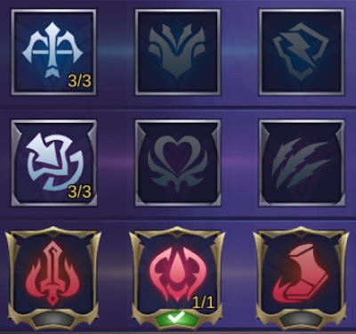 Emblem terbaik Thamuz Mobile Legends
