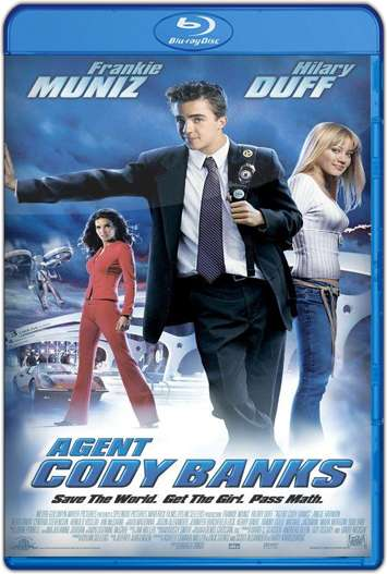 El Agente Cody Banks (2003) HD 1080p Latino