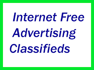 Internet Free Advertising Classifieds