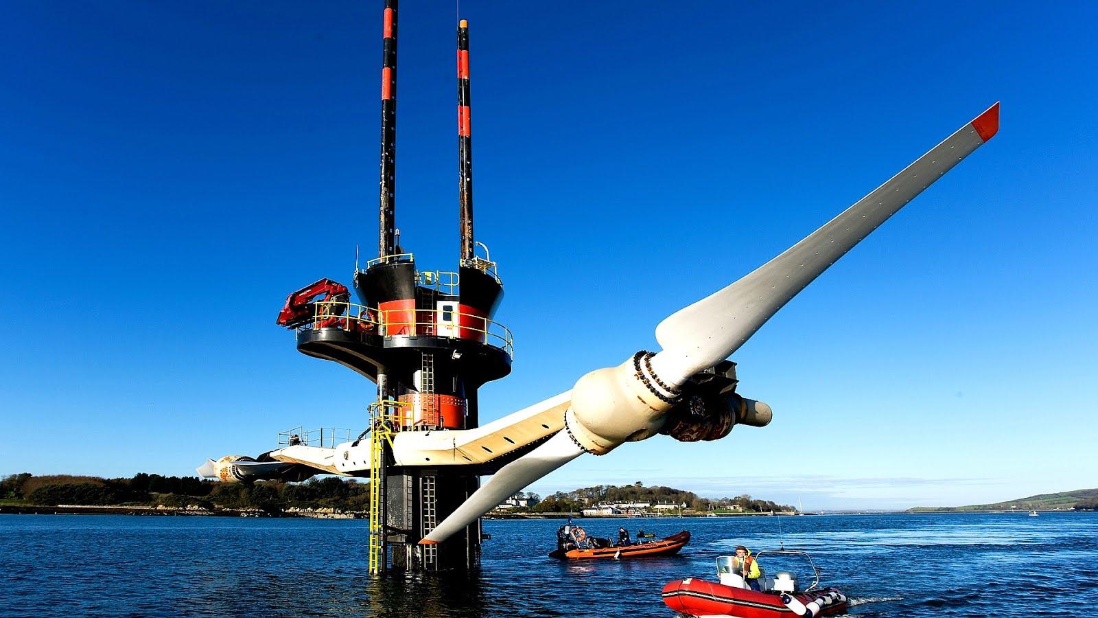 Is Tidal Energy Renewable Or Nonrenewable