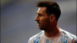 Lionel Messi's Argentina reached the Copa America final