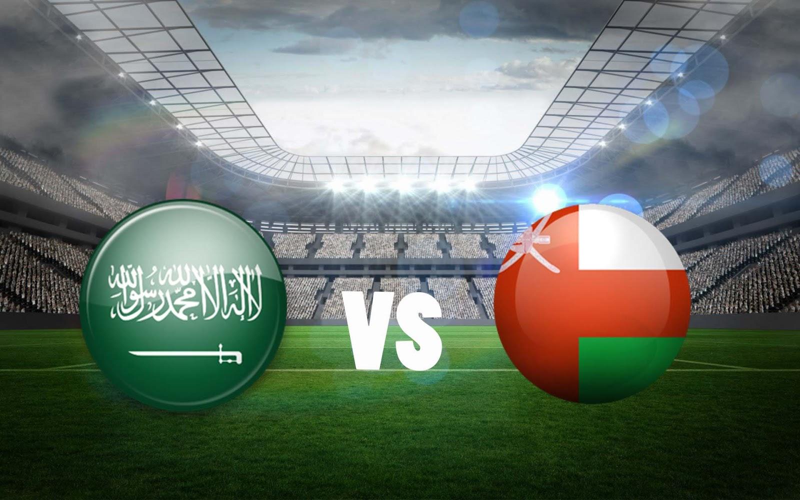 مشاهدة مباراة السعودية وعمان بث مباشر اليوم 2-12-2019 في كأس الخليج العربي