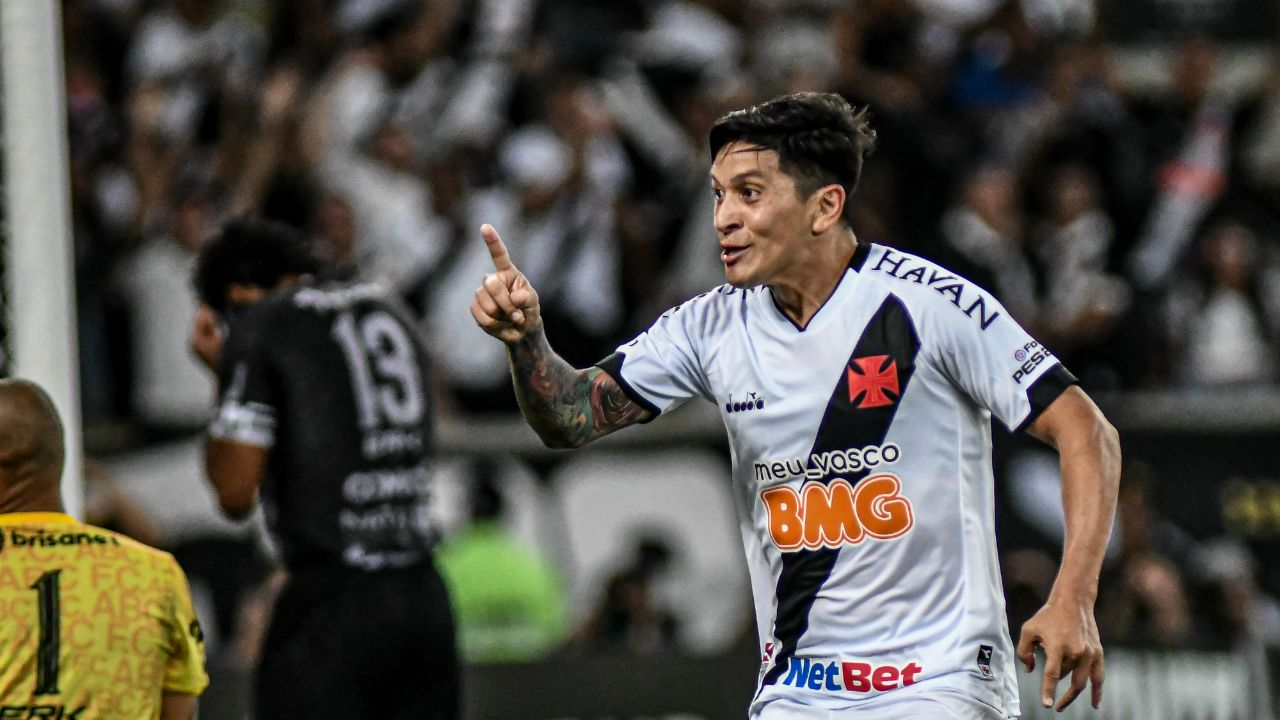 Cano do Vasco é umas das principais opções ofensivas para quinta rodada do Cartola FC 2020