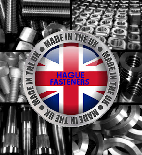 Hague Fasteners - Special Fasteners Made In The UK