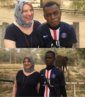 Nigerian women don't understand the basics of real love - US mum's fiancé .