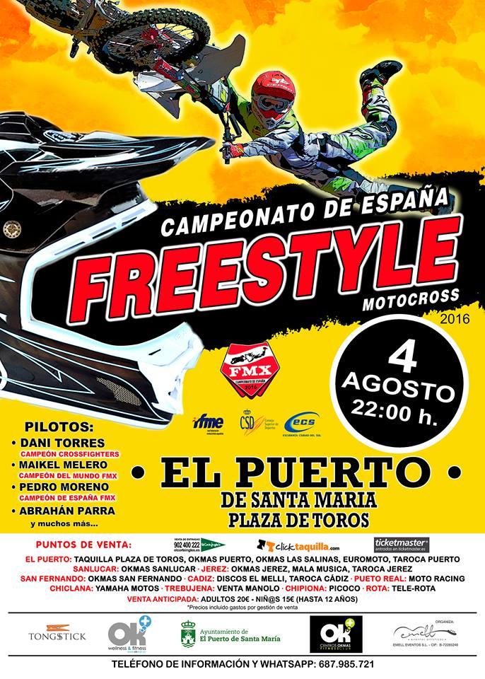 Campeonato de espa a de freestyle puerto de santa maria - Taxi puerto de santa maria ...