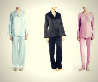 Marca de Pijamas Femininos de Luxo La Perla