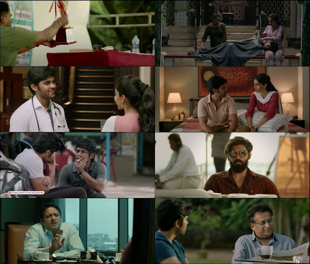 Adithya Varma 2019 Hindi Dubbed 1080p WEBRip