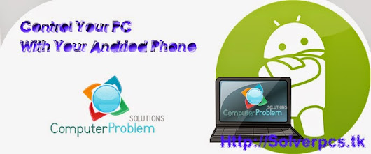 Control  Your Windows With An Android Device | COMPUTER  PROBLEM  SOLUTION.