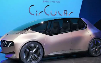 BMW Circular EV