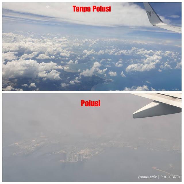 Membandingkan Langit Biru dan Langit Kelabu