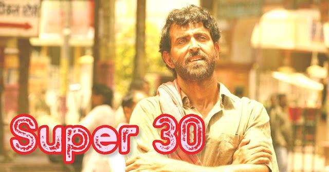 Super 30 (2019) Full Movie Download In HD 720p