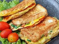 Masak Sehat, Lezat dan Hemat Roti John