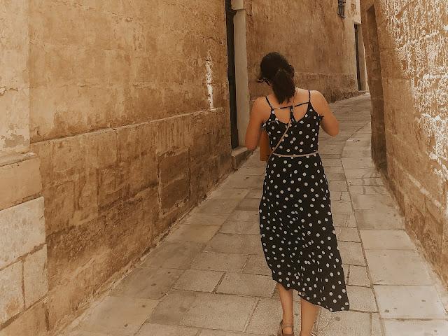 Malta holiday Mdina streets