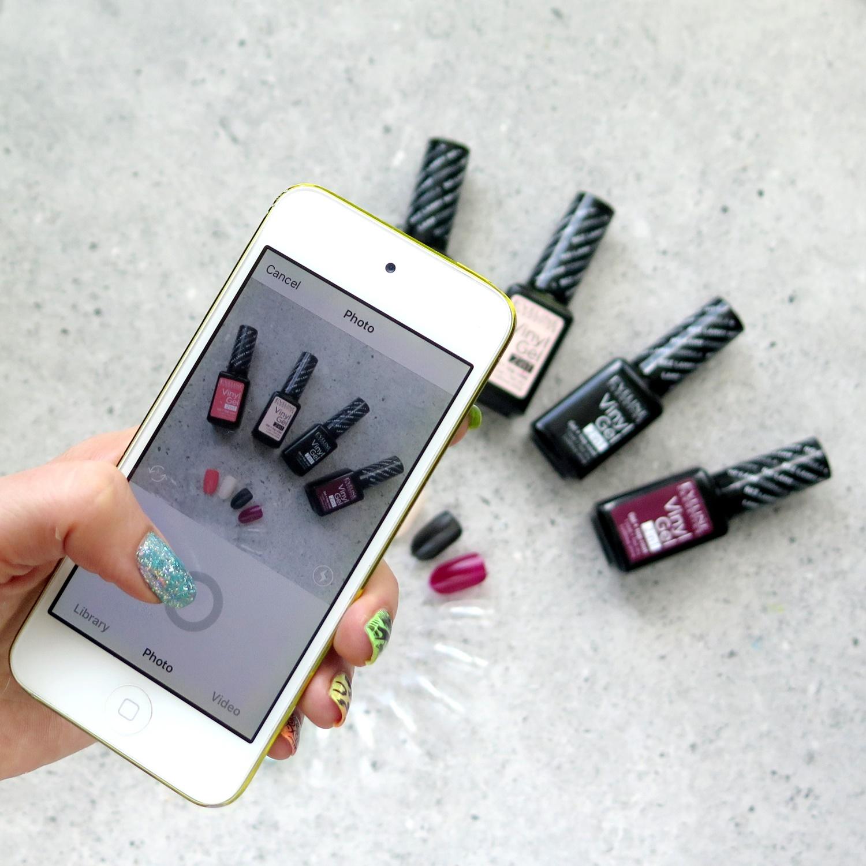 Lista paznokciowych i lakierowych hashtagów na Instagrama i 6 przydatnych wskazówek