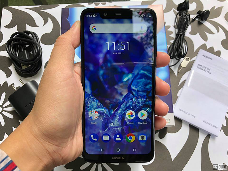Meet the Nokia 5.1 Plus - Sophisticated smartphone under PHP 13K