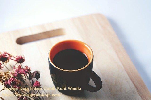Manfaat Kopi Hitam untuk Kulit Wanita, kegunaan kopi hitam untuk kesehatan, manfaat kopi hitam untuk kesehatan kulit wajah