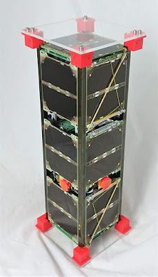القمر الإصطناعي التونسي تحدي-1 Challenge-1
