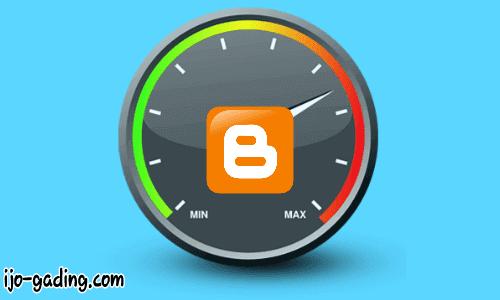Kecepatan loading sebuah halaman akan memberi nilai kasatmata dalam bidang seo on page karen Mempercepat Loading Blog Dengan Menghapus Script Asli Blogger