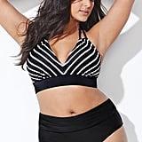 Alessandra Ambrosio Bikini Looks Mighty Fine With a Baseball Cap