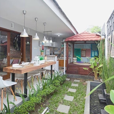 Memiliki sebuah dapur yang sesuai dengan selera tentunya akan membuat kita jadi betah di  10 Desain Dapur Minimalis Ala Apartement - Desain Kecil dan Nyaman