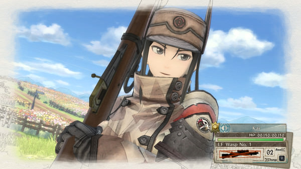 Valkyria Chronicles PC Full Español
