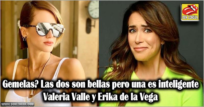 """""""Es un sacrilegio comparar a Erika de la Vega con Valeria Valle"""" - Lot Federiko"""