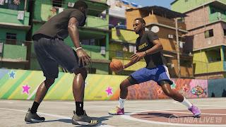 NBA Live 19 PS3 Wallpaper