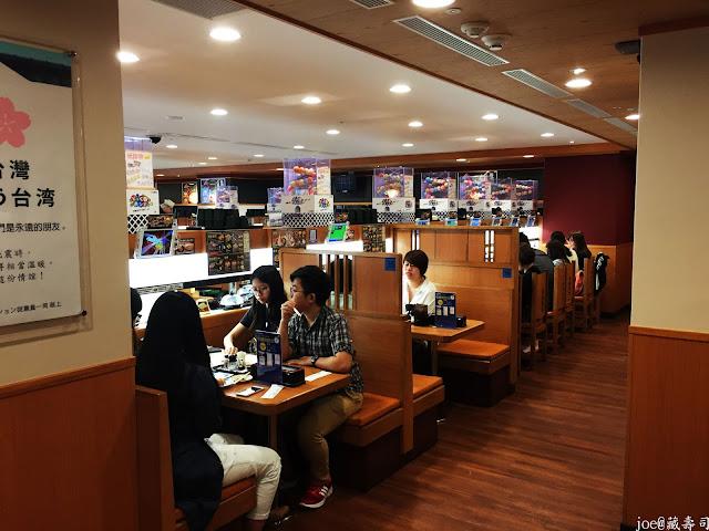 IMG 4021 - 【台中美食】來自日本的『藏壽司』讓你不只是單調的吃迴轉壽司,吃完還能玩遊戲喔! @迴轉壽司@日本連鎖@握壽司@日本道地