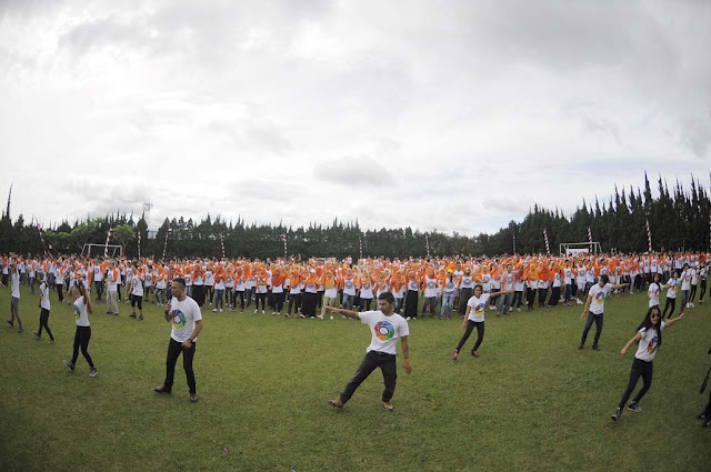 EO Outing Gathering Outbound Meeting di Bandung, Jakarta