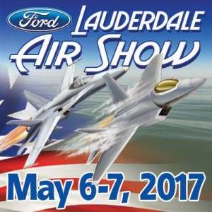 2016 LAUDERDALE AIR SHOW TO FEATURE U.S. THUNDERBIRDS