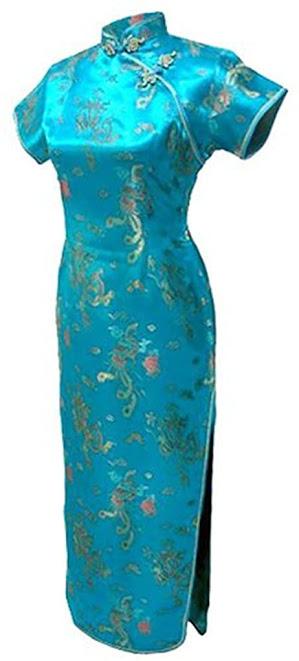 Women's Plus Size Cheongsam Qipao Dresses