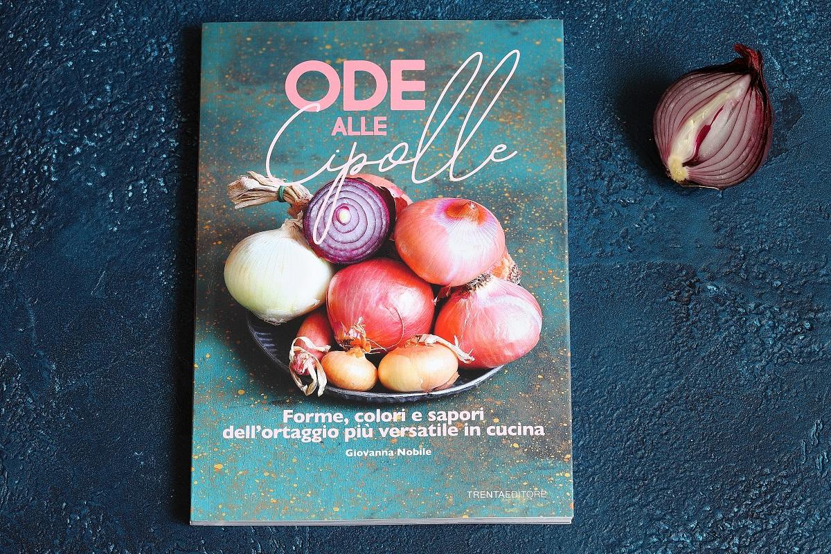 Ode alle cipolle, il mio primo libro