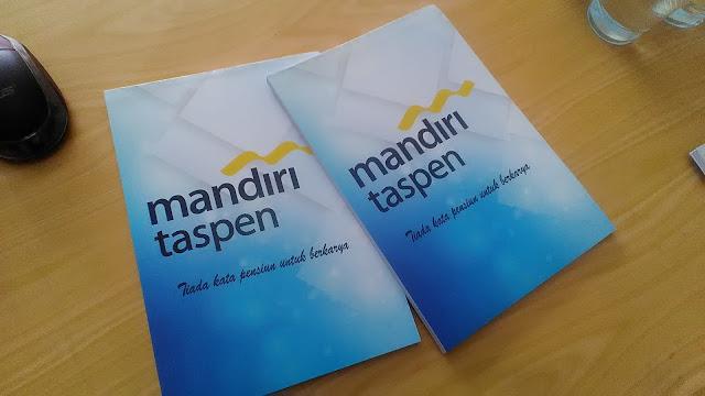 Buku Mandiri Taspen
